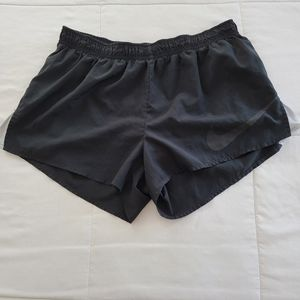 Nike Dri-Fit Lined Running Shorts, Large